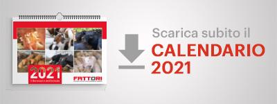 Scarica il Calendario 2021