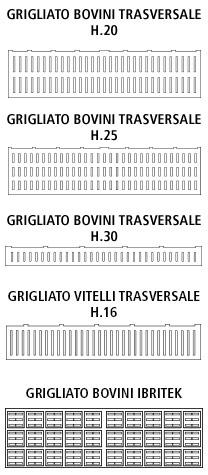 Grigliati Bovini