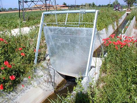 Accessori per canali irrigazione