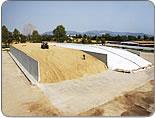 Silos prefabbricati in cemento